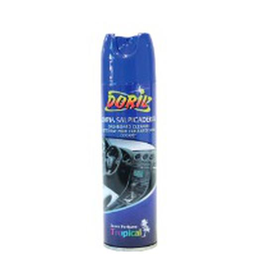 LIMPIA SALPICADEROS TROPICAL 250 ML DORIL