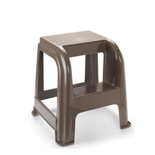 TABURETE ESCALERA DOMUS CHOCOLATE 12003.23