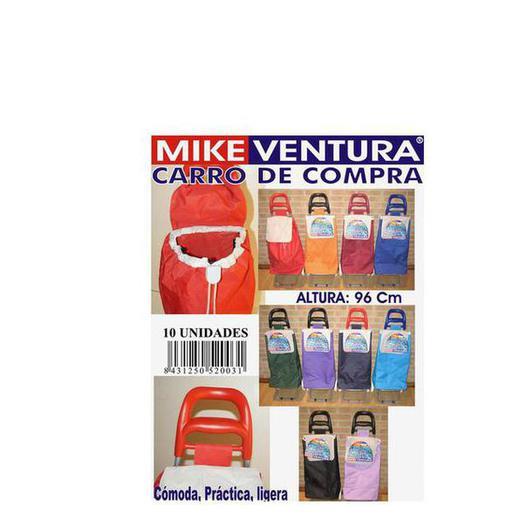 CARRO COMPRA 2 RUEDAS MIKE VENTURA