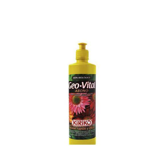 ABONO GEO VITAL KIRIKO 500 ML FLORES  51302