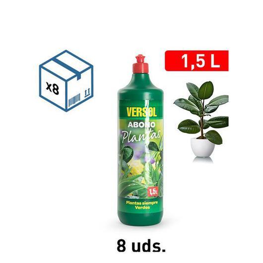 ABONO LIQUIDO VERSOL PLANTAS 1.5 LT 01674