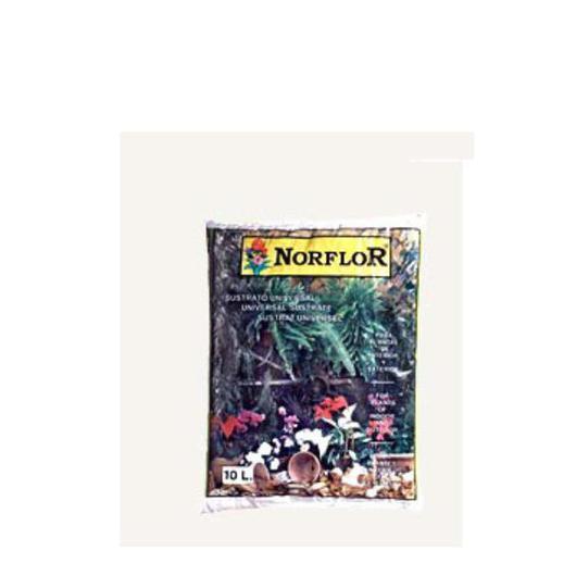 SUSTRATO NORFLOR 10 LITROS