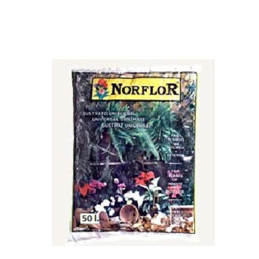 SUSTRATO NORFLOR 50 LITROS