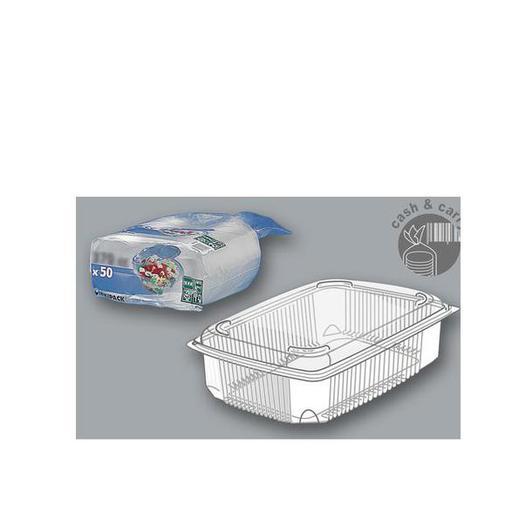 RECIPIENTE  BISAGRA MICROONDAS 1050 B/50  (OK1050)