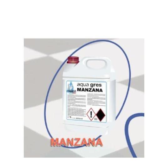 FREGASUELOS  AQUAGRES MANZANA 5L