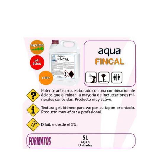 DESINCRUSTANTE AQUA 5L