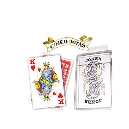 BARAJA CARTAS POKER 54222