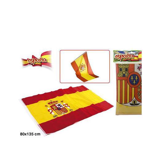 BANDERA ESPAÑA 80X135 CM 71760