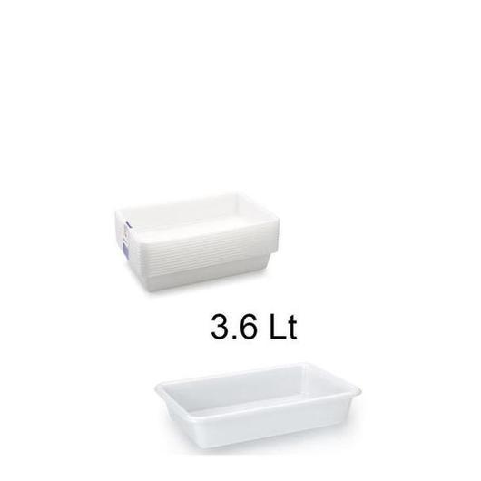 BANDEJA HOSTELERIA 3.6 LT 11386