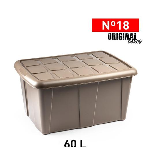CAJA ORDENACION Nº 18 CHOCOLATE 1164323