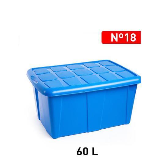 CAJA ORDENACION Nº 18 AZUL REAL 11643P4