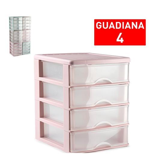 CAJONERA GUADIANA 4 CAJONES SURTIDO VRM 17,5CM 11268.1A