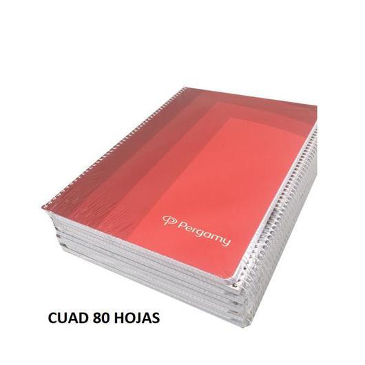 BLOC FOLIO PERGAMY 80H 60GR CUADRADA 900968