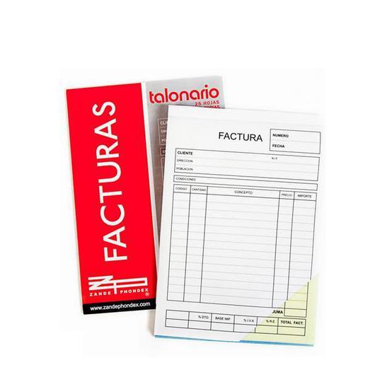 TALONARIO FACTURA  310226