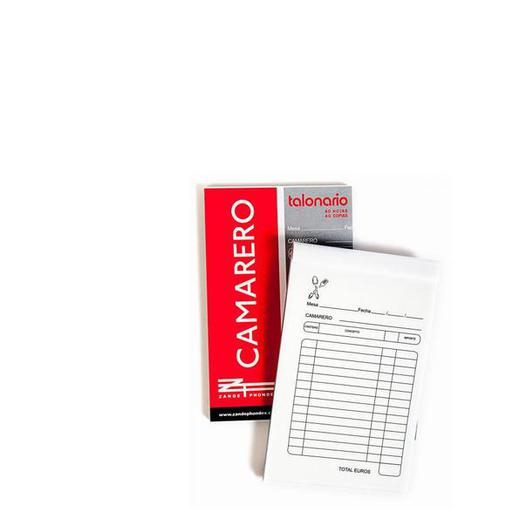 BLOC CAMARERO C/COPIA 310251