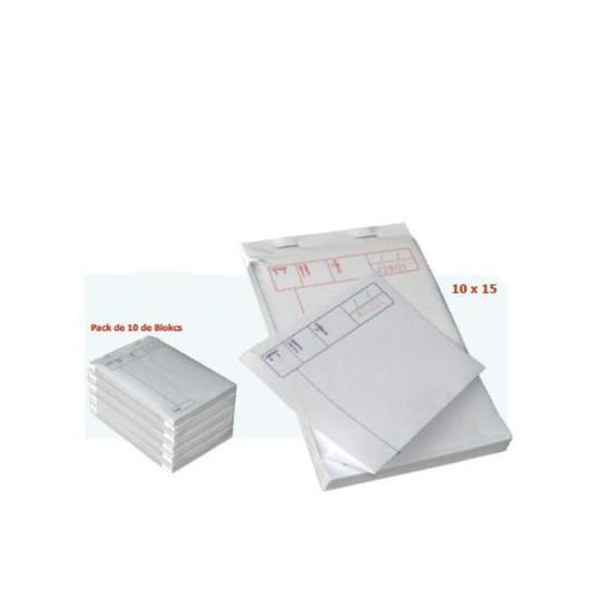 COMANDA 10x15 AUTOCOP. 20U  78000