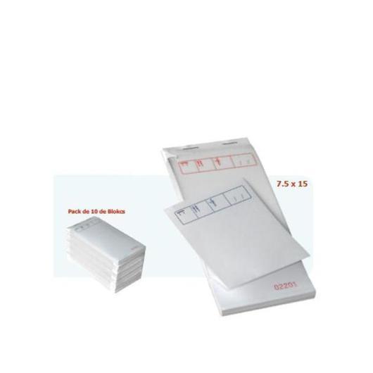 COMANDA 7,5x15 AUTOCOP. 20U  78001