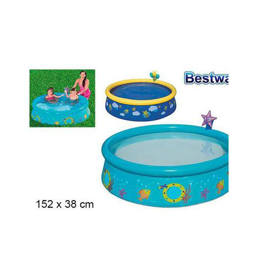 PISCINA FAST SET SPRAY ARO INFLABLE 152X38 57326