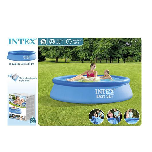 PISCINA EASY SET 244x61 28106NP/55236
