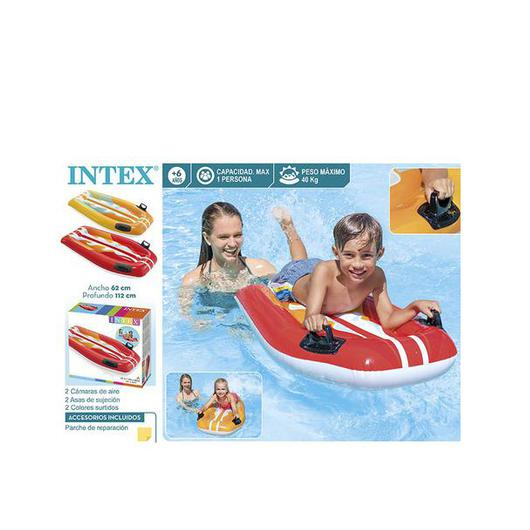 COLCHONETA TABLA DE SURF HINCHABLE - JOY RIDER 112X62 CM 58165