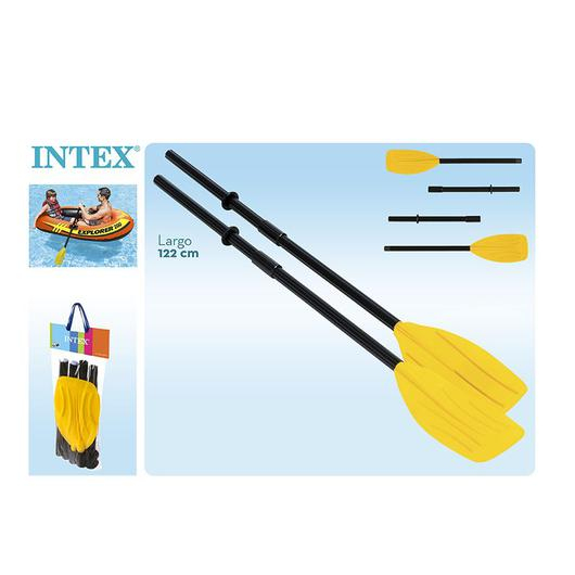 REMOS FRANCESES 122CM INTEX 59623
